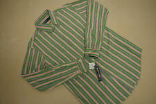NEW NWT $125 RALPH LAUREN POLO MENS BUTTON FRONT SHIRT SIZE SMALL S P GREEN