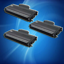 3 PK  COMPATIBLE TN360  TONER  FOR BROTHER DCP 7030 7040 MFC-7340 7440 7840...