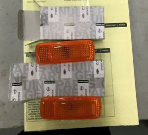 Genuine Nissan 180sx Kouki Zenki JDM OEM Fender Lights side Markers BRAND NEW