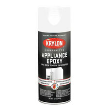 KRYLON K03201777 Spray Paint, White, Gloss, 12 oz.
