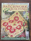 Australian Patchwork and Quilting Vol 10 No 6 - Dec 2002