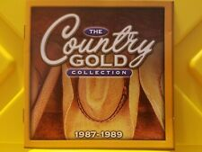 TIME LIFE - THE COUNTRY GOLD COLLECTION 1987 - 1989 CD! 22 TRACKS! EX