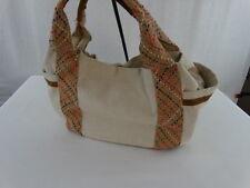 American Eagle AE Outfitters Cloth Boho Tote Purse Bag - Made in India b6ec9b028bc7f