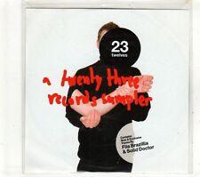 (GT690) 23 Twelves, A Twenty Three Records Sampler - 2003 DJ CD
