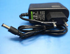 EU Plug Power Supply AC 100-240V to DC 12V 1A Switching Converter Adapter