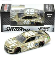 ACTION  2019 1/64 JIMMIE JOHNSON ALLY PATRIOTC  ZL1 CAMARO