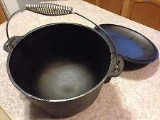 6 Quart Cast iron Cauldron