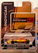Ryan Hunter-Reay 2019 DHL #28 Andretti Indycar 1/64 IRL Indy 500 Greenlight
