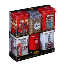 London Mini Tea Tin Gift Pack
