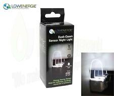 Lowenergie 240V LED Night Light Plug-In Auto Sensor Night Light