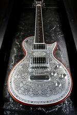 Zemaitis Casimere C22MF Natural NT Metal Front Electric Guitar + Gig Bag C22 MF