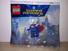 Polybag Lego DC 30614 Lex Luthor Superman NEUF!