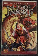 Hedge Knight II Sworn Sword #1A, Marvel Comics 2007