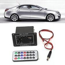 20W High Power DC12V Bluetooth Car Subwoofer Hi-Fi Amplifier Board TF USB+Remote