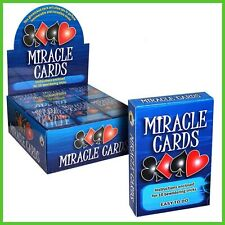Giochi di Prestigio e Magia IL MAZZO DEL BARO Trucchi Magici con le Carte Conico