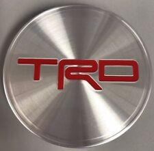 "NEW Toyota TACOMA FJ CRUISER TUNDRA 17"" TRD Wheel Hub Center Cap PTR18-34071"