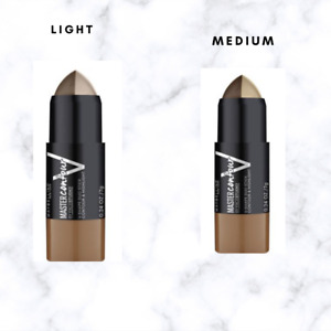 MAYBELLINE Master Contour & Highlight V-Shape Duo Stick 7g light & medium