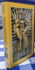 NATIONAL GEOGRAPHIC Nº 1 , EGIPTO BUSCANDO LA ETERNIDAD - VIDEO VHS -