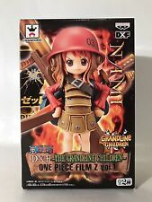 One Piece Film Z Vol. 1 Nami DXF The Grandline Children 2013 Banpresto US Seller