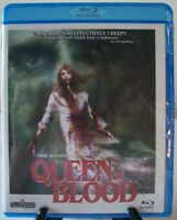Queen of Blood (2014) Blu-ray (2015 - Intervision)