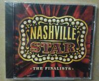 Nashville Star 2003 The Finalists CD OOP EXCELLENT Miranda Lambert SEALED