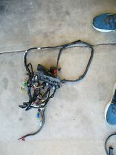 2002 Suzuki VL 1400 Intruder Wiring Harness with Misc Relays