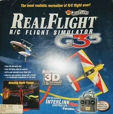 Planes RealFlight RC Flight Simulator G3.5  InterLink Plus Controller by Futaba