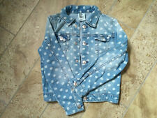 Girls (Age 7-8Y) H&M spotted denim jacket EUR 128