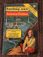 The Magazine of Fantasy and Science Fiction September 1973