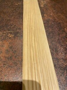 Solid Oak Architrave 2.4m Lengths - 20x50mm Chamfer Profile. Price Is Per Length