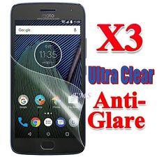 3x Clear & Matte Screen Protector Film For Motorola Moto G5 Plus | G5S Plus
