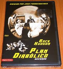 PLAN DIABOLICO / SECONDS - John Frankenheimer ENGLISH / ESPAÑOL - Precintada