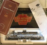 HO SCALE BROADWAY LIMITED 381 EMD SD40-2 IC 6137 LOCOMOTIVE