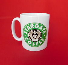 Stargate SG1 starbucks inspiré café thé tasse 10oz