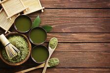 Matcha Tee - Japanischer Grüner Tee / Premium Green Tea Powder 100% rein