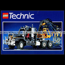 LEGO TECHNIC Kart Avion Camion Voiture... 1992 Dépliant Pub Publicité / Ad #A999