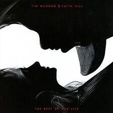 Tim Mcgraw And Faith Hill - The Rest Of Our Life (NEW CD)