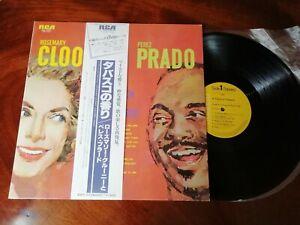 "Rosemary Clooney/Perez Prado ""A Touch Of Tabasco"" Japanese RCA Vinyl. Mint- Rare"
