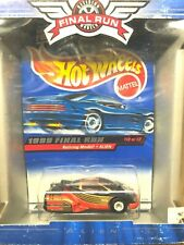 Hot Wheels 1999 Final Run Alien