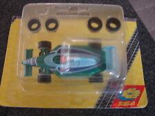 Scalextric Micro/Il mio primo BENETTON FORMULA 1 F1 AUTO # 5 SUPERBA NON APERTO