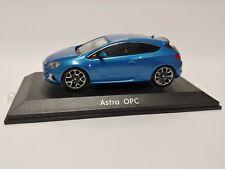 [NEU] Modellauto OPEL Astra J GTC OPC 1:43 Arden-Blau metallic OC10049