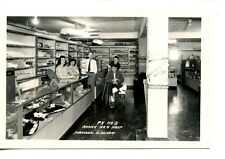 Supply Annex-Fort San Antonio-Patient-Texas-RPPC-Vintage Real Photo Postcard