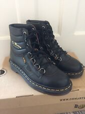 *RARE* Dr Martens Ladies Black ARCHIVE KAMIN HIKING BOOTS size uk 5 euro 38