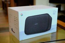 Google Home Max Premium Speaker Charcoal