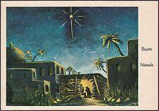 AA4739 Buon Natale - Edizioni SPAM 6412/71 - E. Lamphier - Cartlolina - Postcard