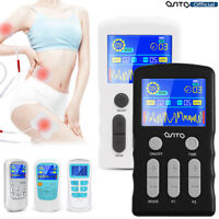 OSITO TENS EMS Unit Machine Muscle Home Therapy Pain Relief Medical Stimulator
