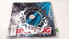 COPPIA DISCO FRENO BRAKING YAMAHA T MAX 500 2008/2011