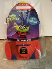 """Disney - Toy Story Alien Pixar Remix """"Mr. Incredible"""" Pin - Limited Release"""