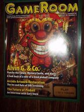 GameRoom Magazine - Feb 2008 Vol.20 No.2 Free Shipping!