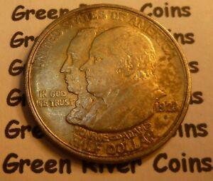 1923 s Monroe Adams Commemorative Half dollar  Better Grade QB 23MA